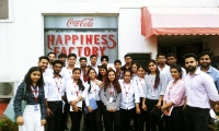 Students Industrial visit